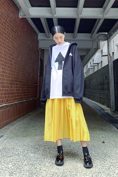 SARA LANZI 【40%OFF】プリーツスカート
