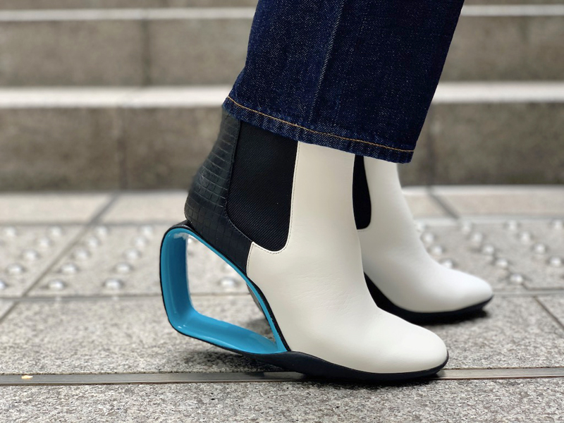 UNITED NUDE Step Mobius Chelseaショートブーツ [20AW]