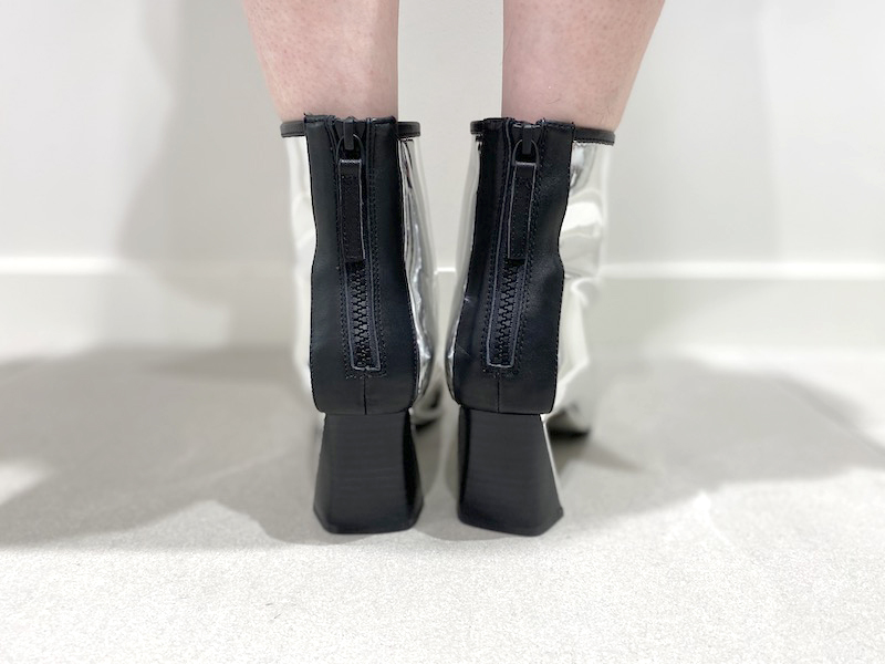 UNITED NUDE 【30%OFF】Lucid Molten Midショートブーツ