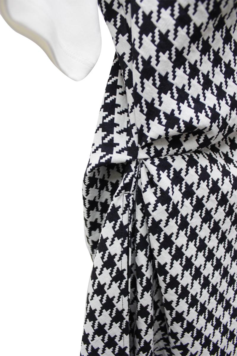 OFF-WHITE レイヤードスリップドレス【20AW】