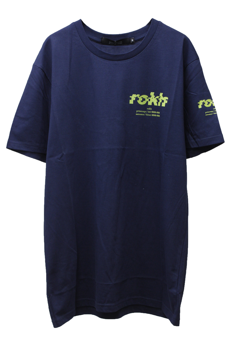 rokh COSECTETEUR Tシャツ【20AW】