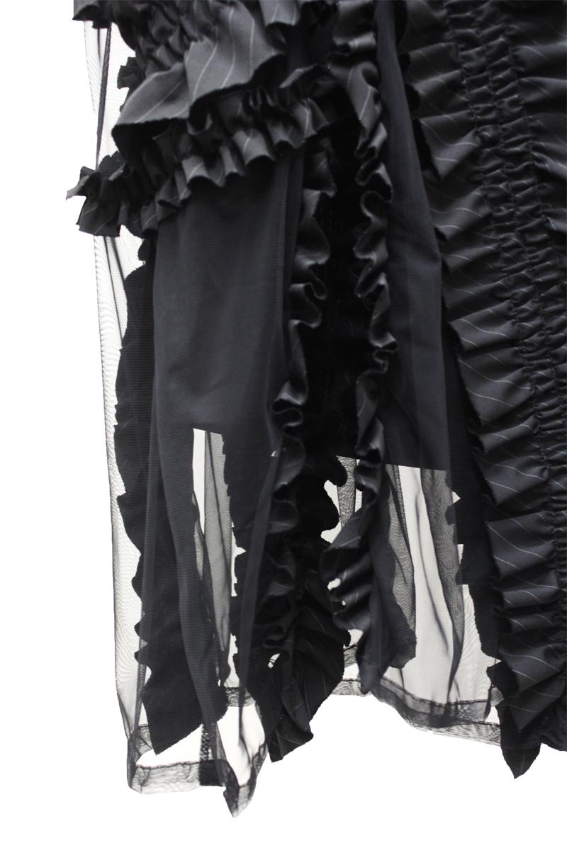 Chika Kisada リボンテープスカート【20AW】