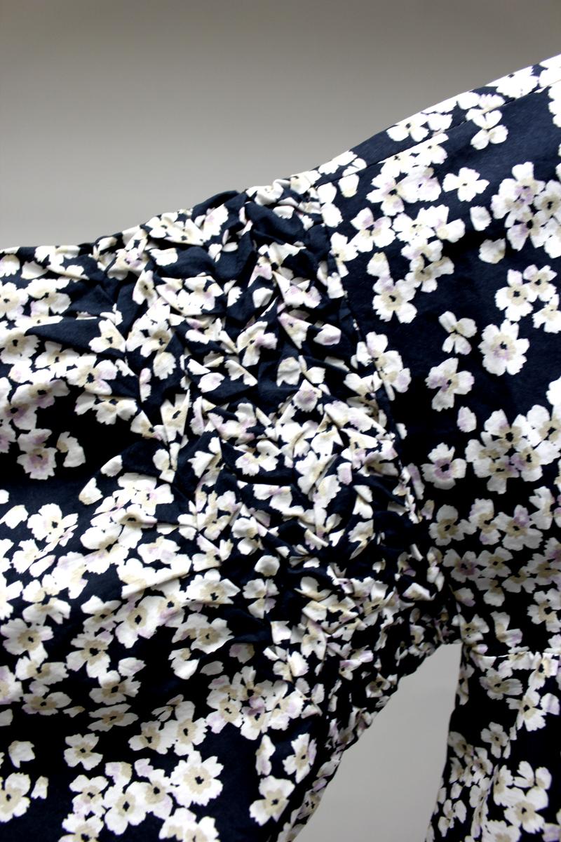 Merlette 【40%OFF】花柄フレアワンピース