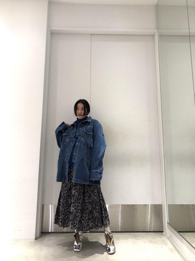 MM6 MAISON MARGIELA 【40%OFF】メタリックブーツ