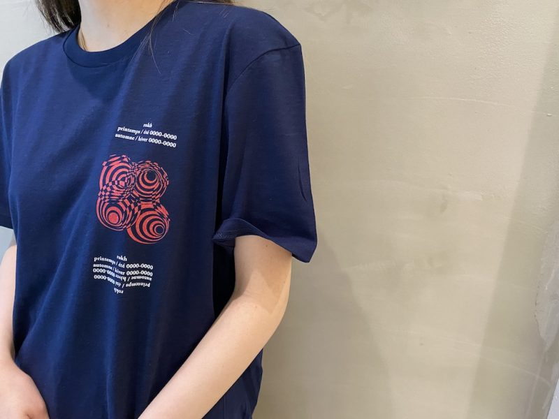 rokh 【50%OFF】COSECTETEUR Tシャツ