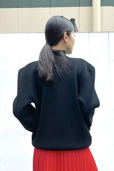 BALENCIAGA Pagodaニット【20AW】