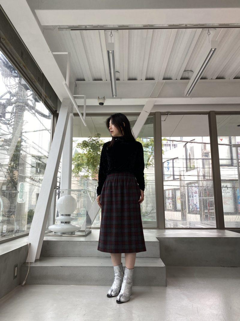 DRIES VAN NOTEN SOLIDOSスカート【20AW】