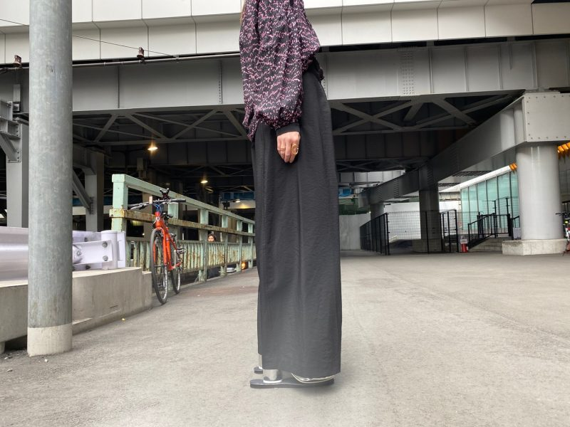 Christian Wijnants 【40%OFF】ベルト付ワイドパンツ