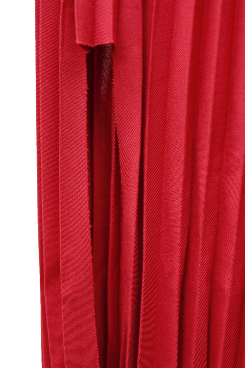 VETEMENTS LONG CUT PLISSEスカート【20AW】