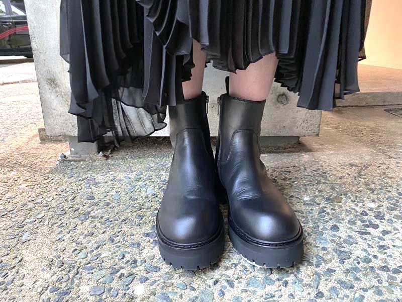 ANN DEMEULEMEESTER 【40%OFF】ショートブーツ