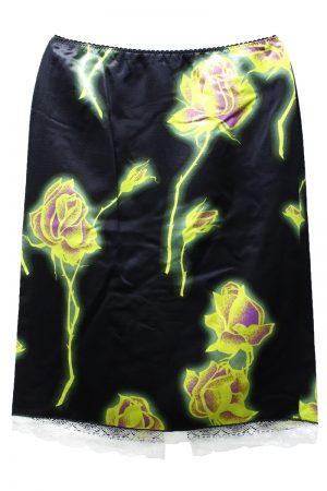 Meryll Rogge 花柄タイトスカート【20AW】
