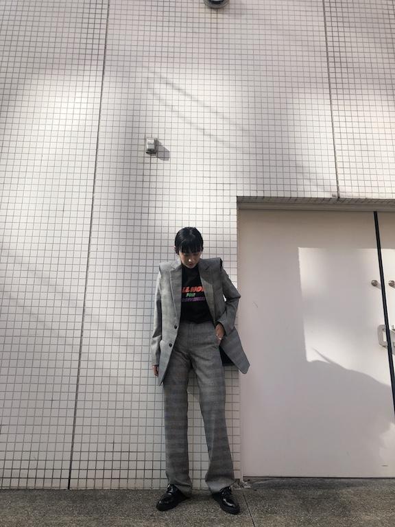VETEMENTS 【40%OFF】テイラードトラウザーズ