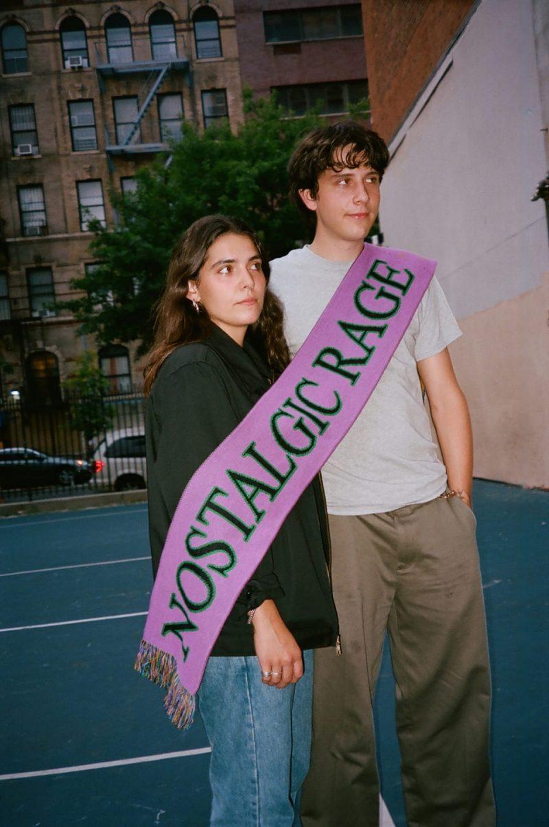 MONTMARTRE NEW YORK 【40%OFF】ジャガードストール