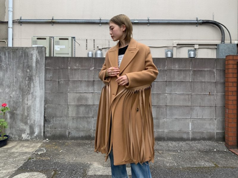 STELLA McCARTNEY 【40%OFF】PHEOBEコート
