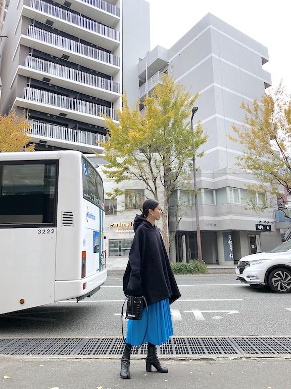 BALENCIAGA ポンチョフーディ【21SS】