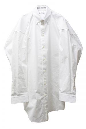 BALENCIAGA Steroidシャツドレス【21SS】
