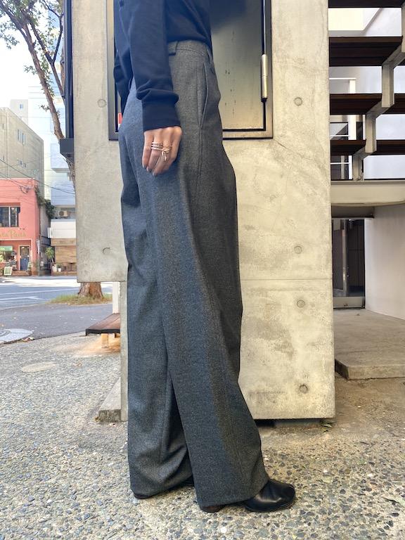 STELLA McCARTNEY ワイドパンツ【21SS】