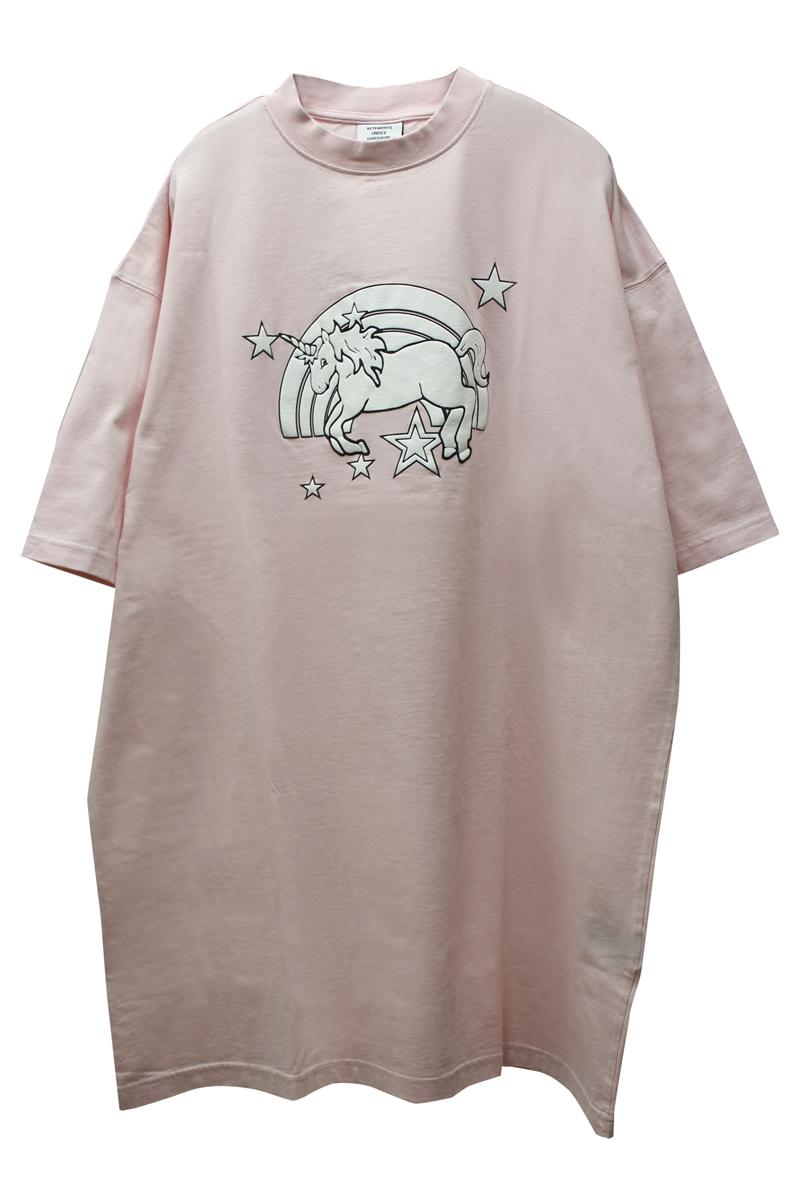 VETEMENTS MAGIC UNICORN Tシャツ【21SS】