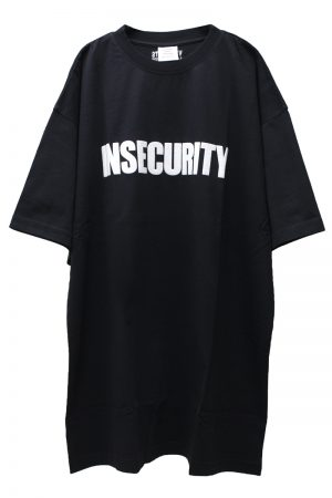 VETEMENTS INSECURITY Tシャツ【21SS】