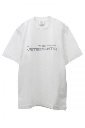 VETEMENTS THE LOGO Tシャツ【21SS】