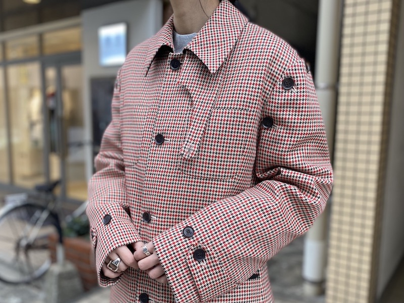 rokh 【40%OFF】REMOVABLE SLEEVEコート