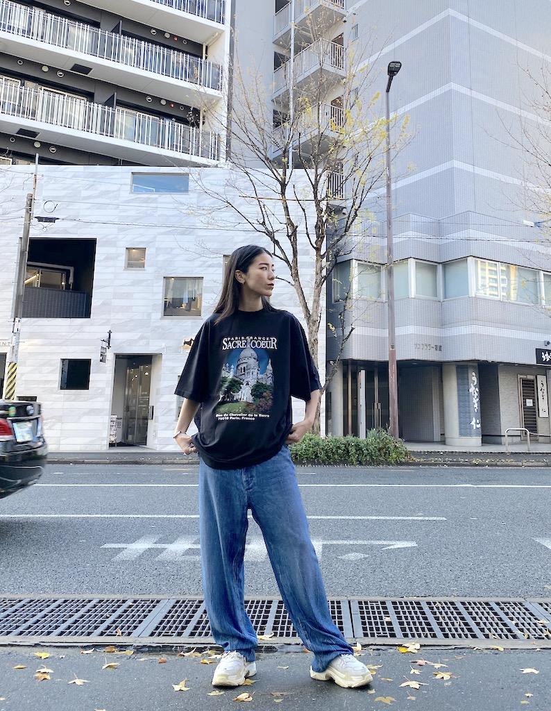 BALENCIAGA SACRE COEUR Tシャツ【21SS】
