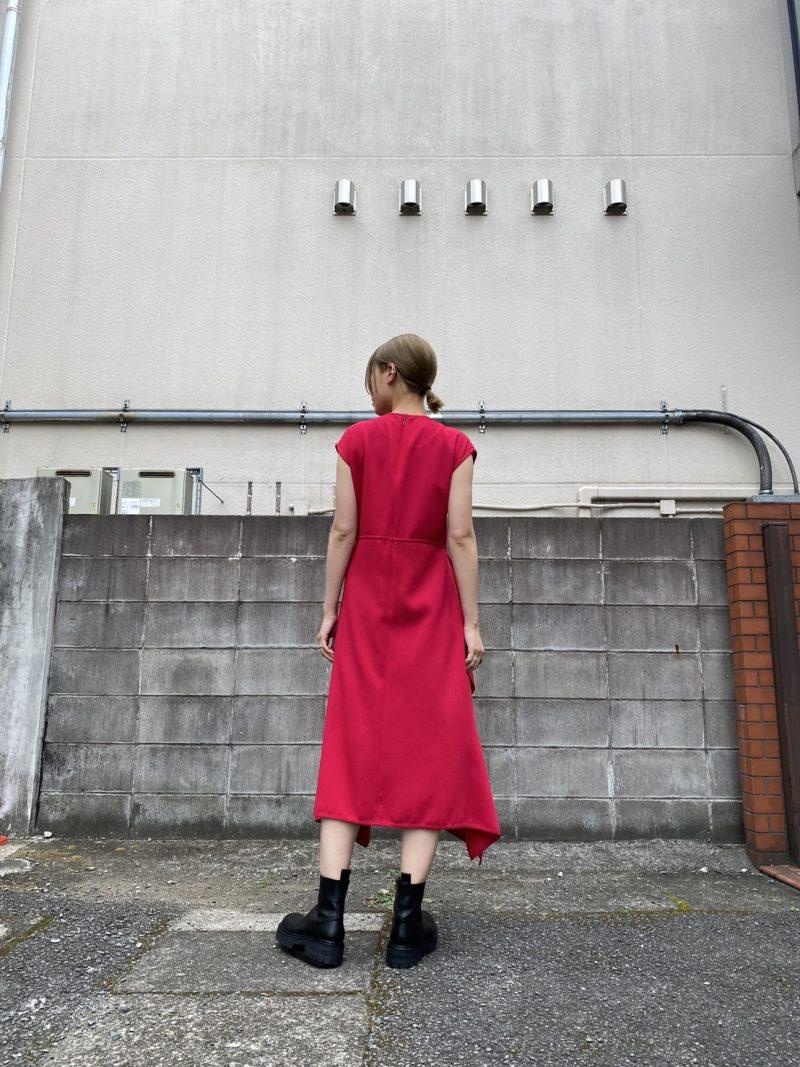 STELLA McCARTNEY ノースリーブドレス【21SS】