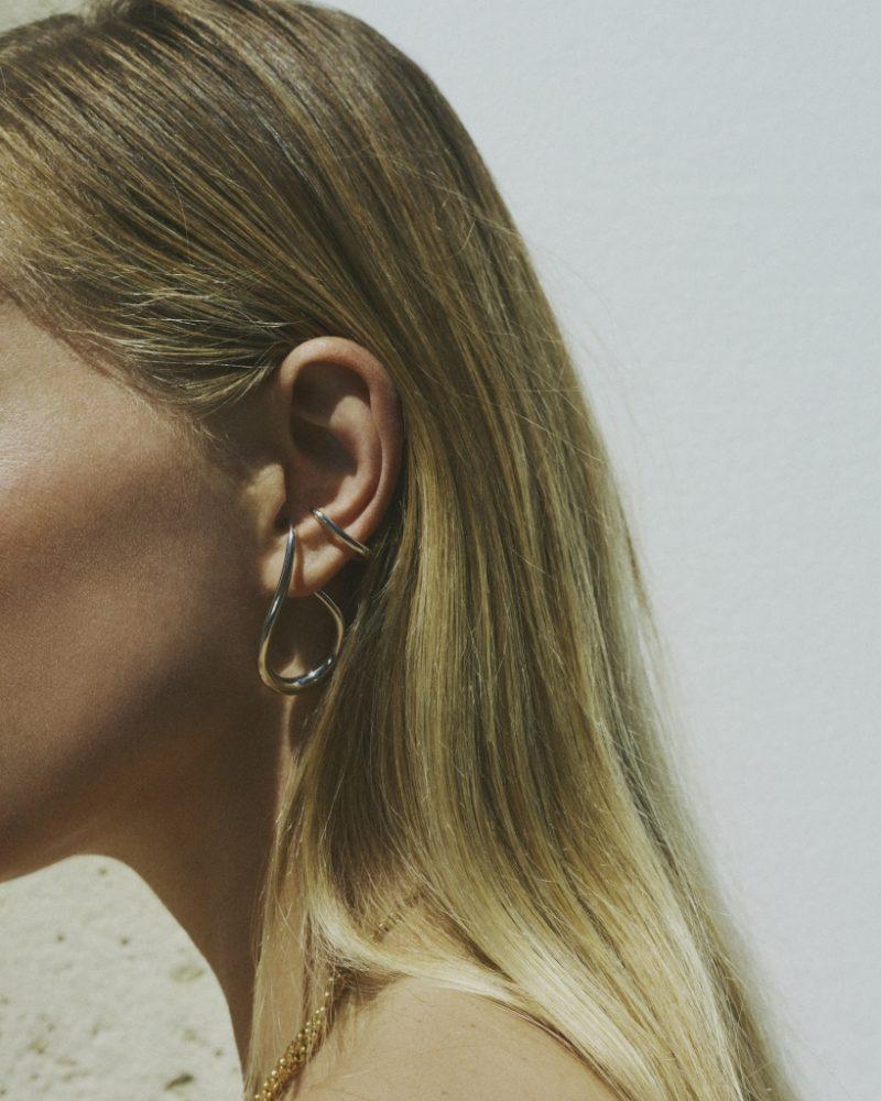 Charlotte Chesnais DROP CUFF EARRING