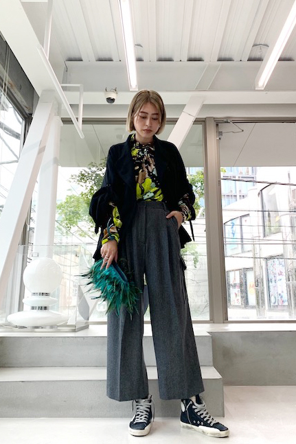 ANN DEMEULEMEESTER 【40%OFF】ダブルジャケット