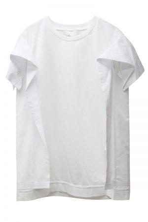 3.1 PHILLIP LIM 切替Tシャツ【21SS】