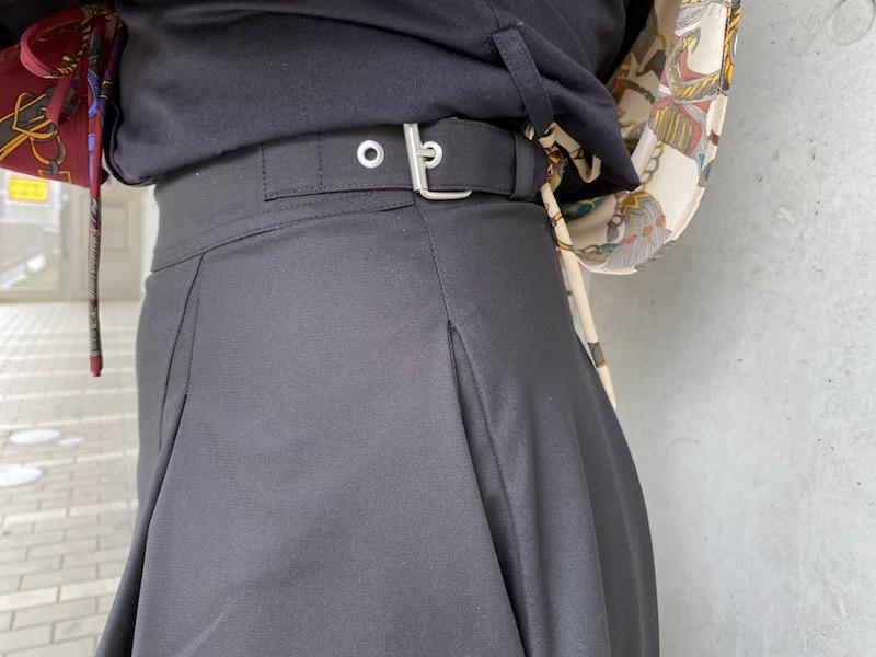 3.1 PHILLIP LIM タックスカート【21SS】