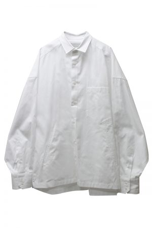 kolor オーバーサイズシャツ(MEN)【21SS】