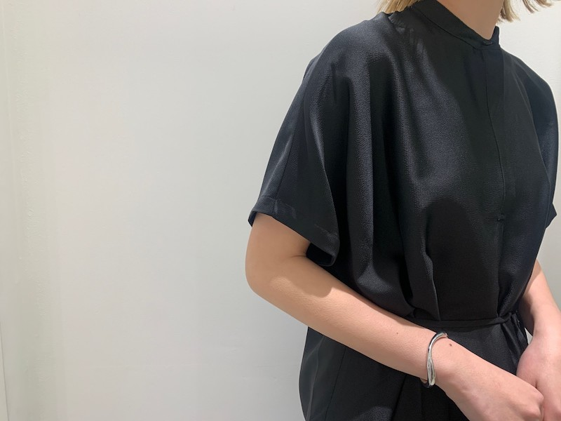 Christian Wijnants 半袖ロングワンピース 【21SS】