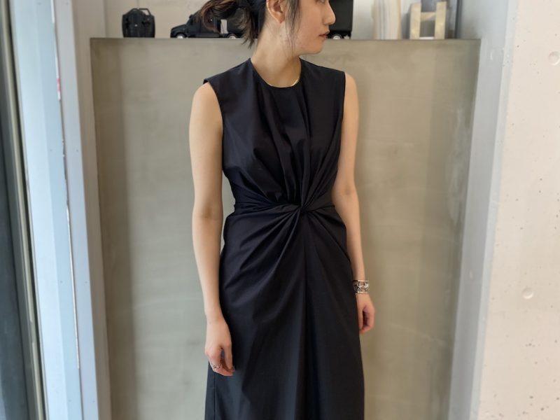 Christian Wijnants ノースリーブロングドレス【21SS】