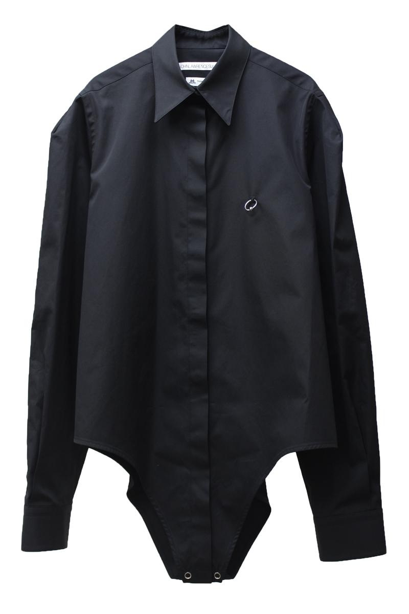 JOHN LAWRENCE SULLIVAN ボディスーツシャツ【21SS】