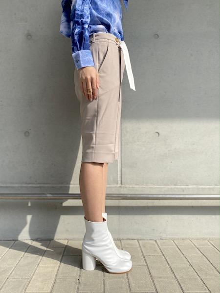 rokh ハーフパンツ【21SS】