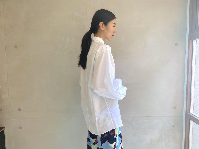 DRIES VAN NOTEN CHROMAシャツ【21SS】