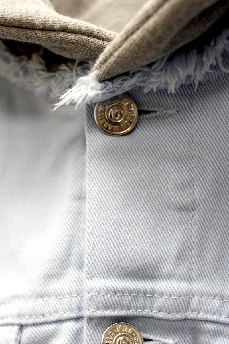 MM6 MAISON MARGIELA フーデッドジャケット【21SS】