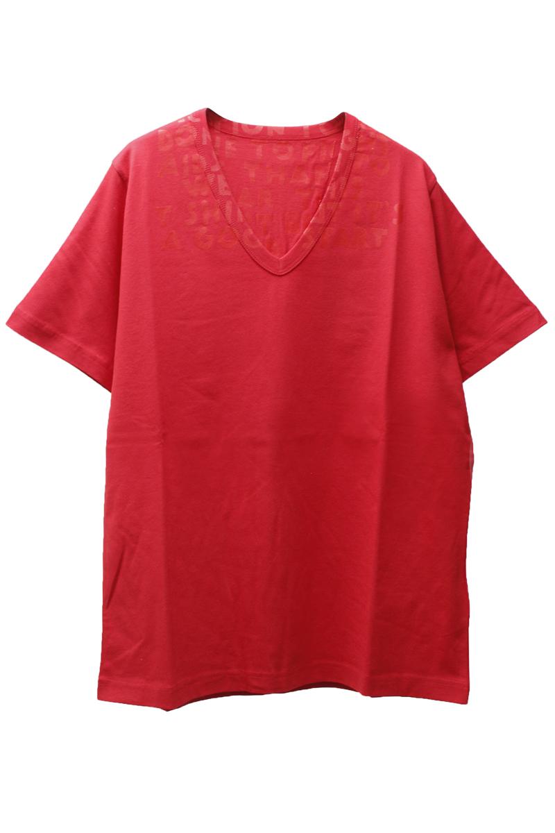 MAISON MARGIELA 【10%OFF】AIDS Tシャツ【21SS】