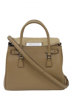 MAISON MARGIELA 5AC 2ポケットハンドバッグ