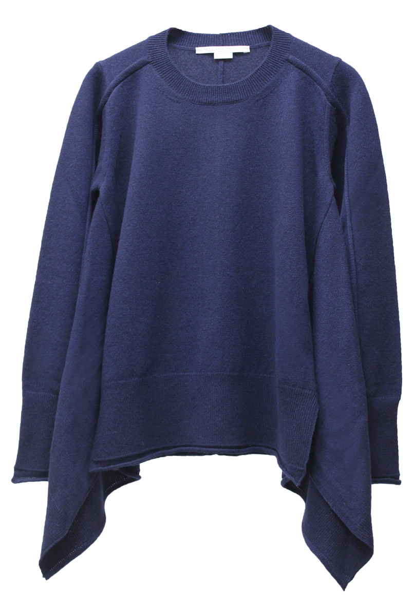 STELLA McCARTNEY LIGHT SOFT SHAPEニット【21SS】