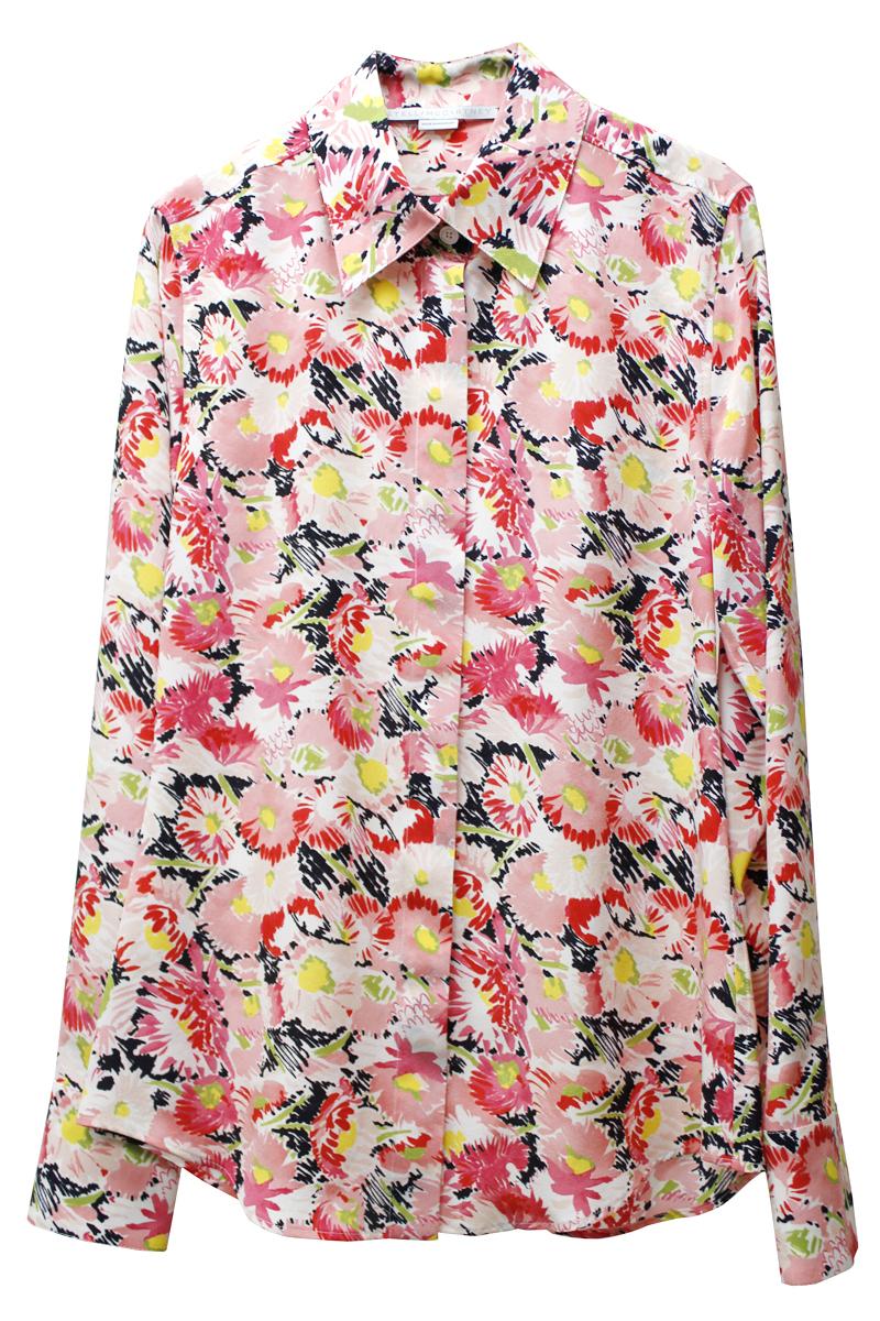 STELLA McCARTNEY WILLOWシャツ【21SS】
