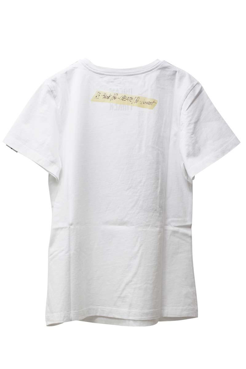 GOLDEN GOOSE DELUXE BRAND FLOWERS Tシャツ【21SS】