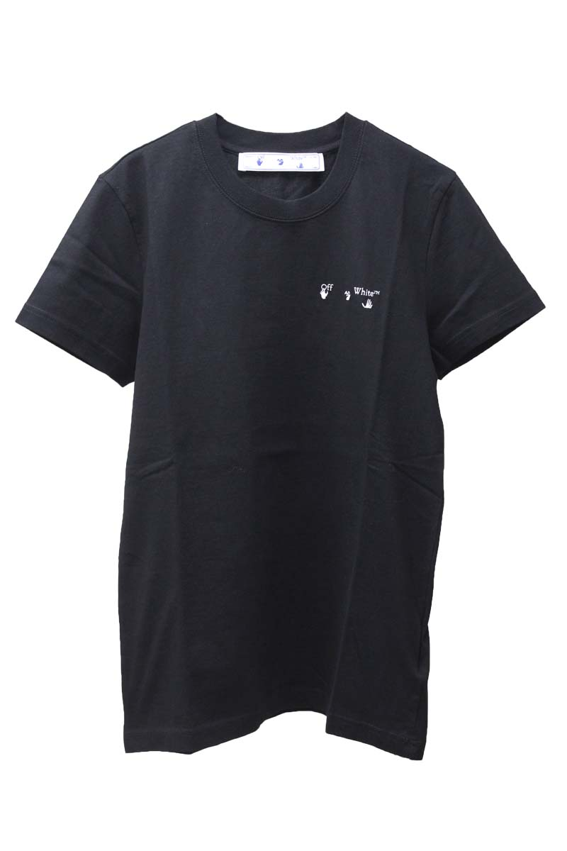 OFF-WHITE ロゴTシャツ【21SS】