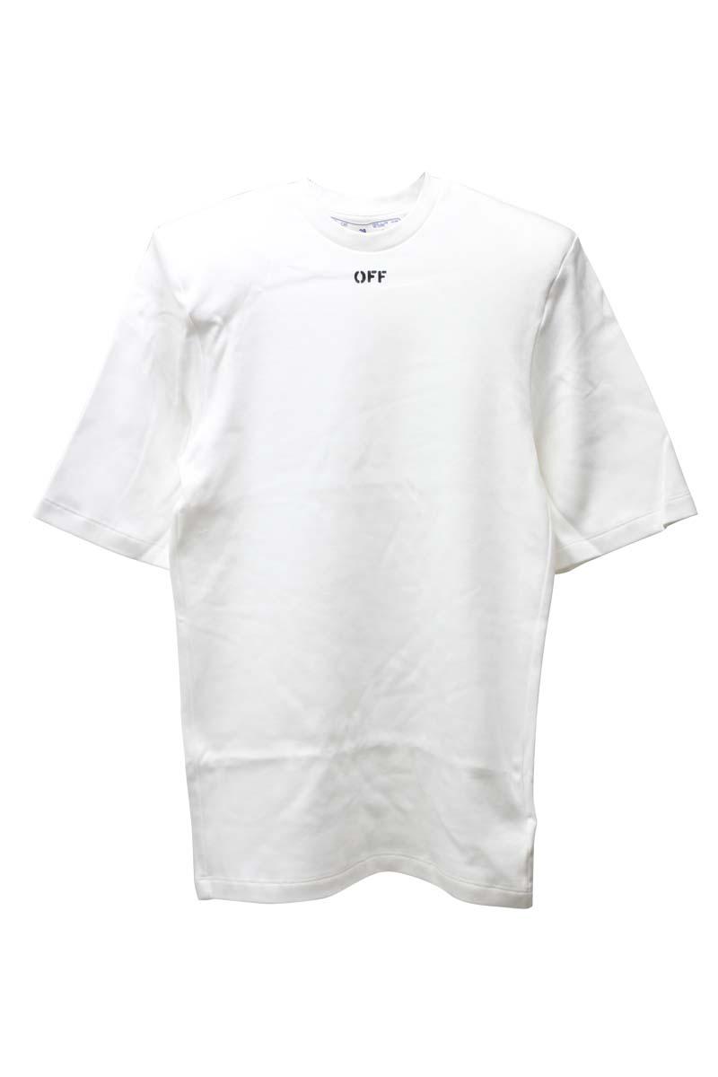 OFF-WHITE SHOULDER PADS Tシャツ