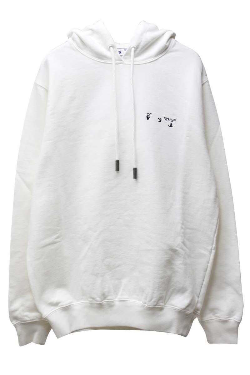 OFF-WHITE ARROWフーディ【21SS】