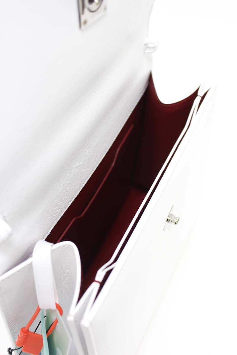 OFF-WHITE JITNEY 2,8バッグ【21SS】