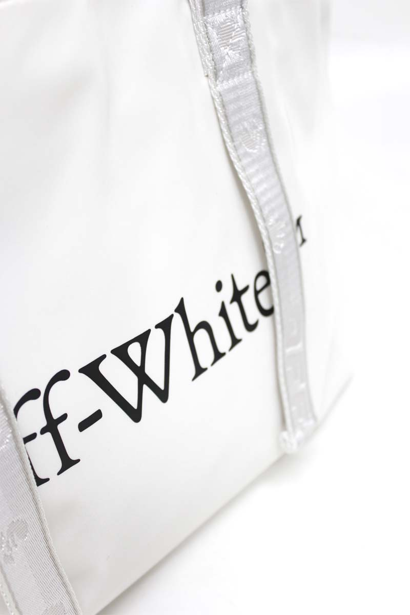 OFF-WHITE 【40%OFF】SMALL COMMERCIAL トートバッグ