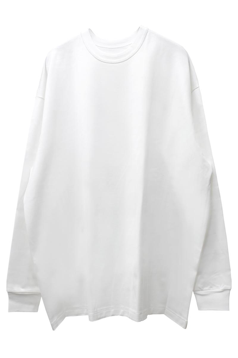 MAISON EUREKA GIZA COTTON Tシャツ【21SS】
