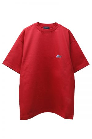 WE11DONE ワッペンロゴTシャツ